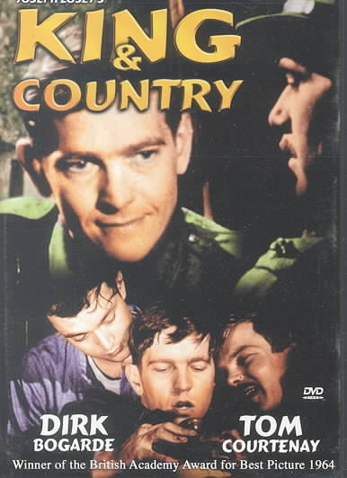 KING & COUNTRY BY BOGARDE,DIRK (DVD)